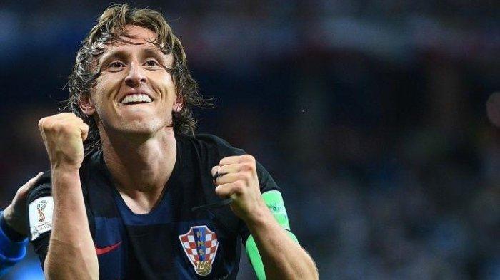 Mengapa Pemenang Ballon d'Or 2018 Luka Modric