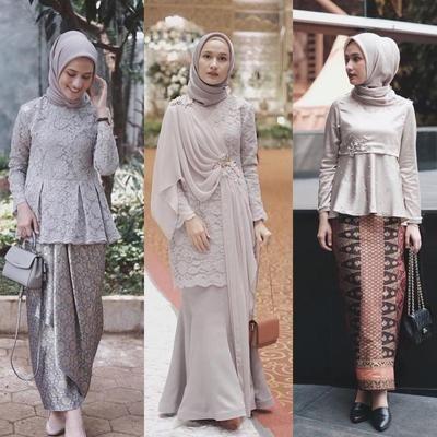 Model Kebaya 2019 Hijab Terbaru