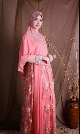 model kebaya muslim syar i