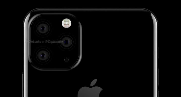 iPhone XI Dengan Tiga Kamera