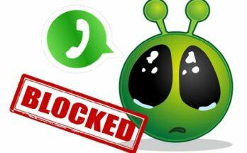 Inilah Ciri WhatsApp Diblokir