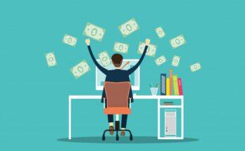 Mencari Uang Online