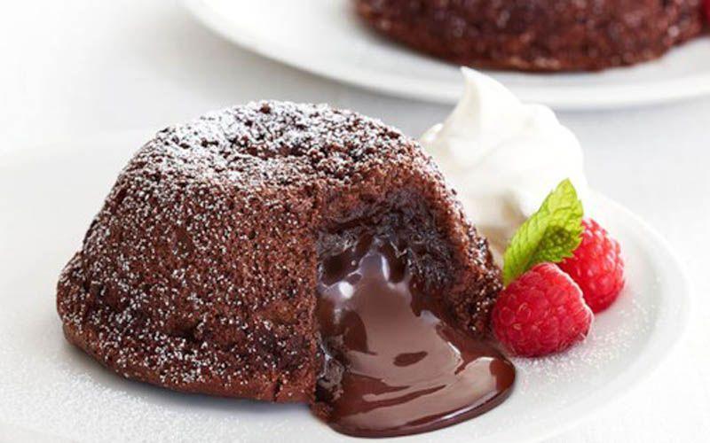 Resep Lava Cake Manis Lumer